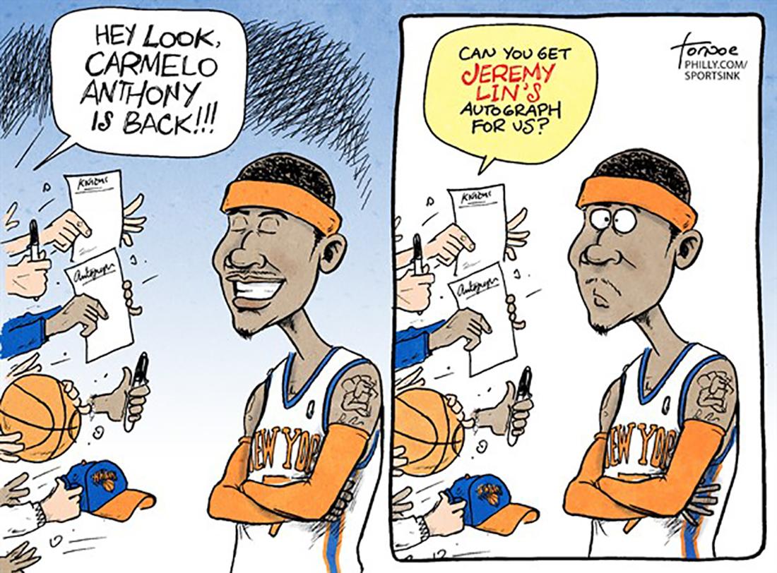 La crisis severa que sufren los Knicks por gerardo en viva basquet
