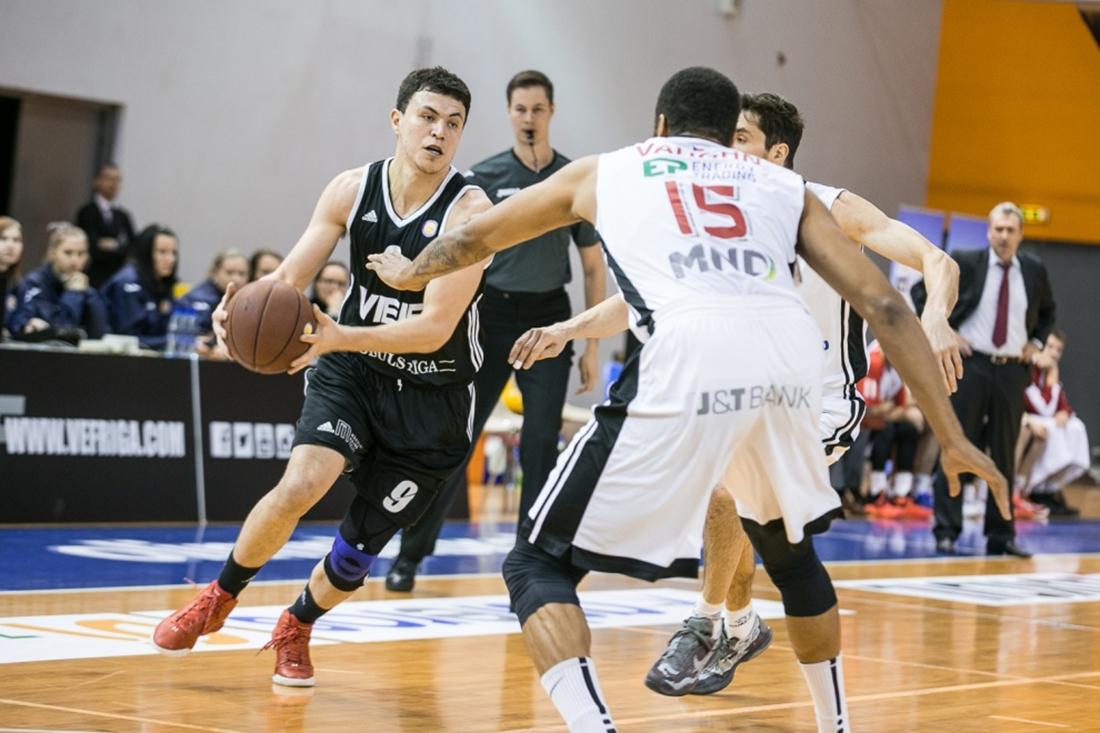 Paco Cruz y el VEF Riga en la VTB League | Viva Basquet