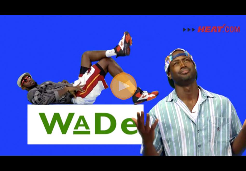 Miami Heat recrea intro de la serie Martin.