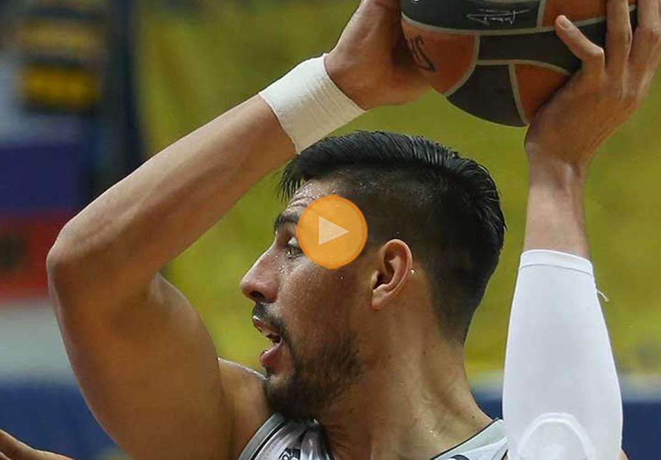 Gustavo Ayón de nuevo MVP en Euroleague