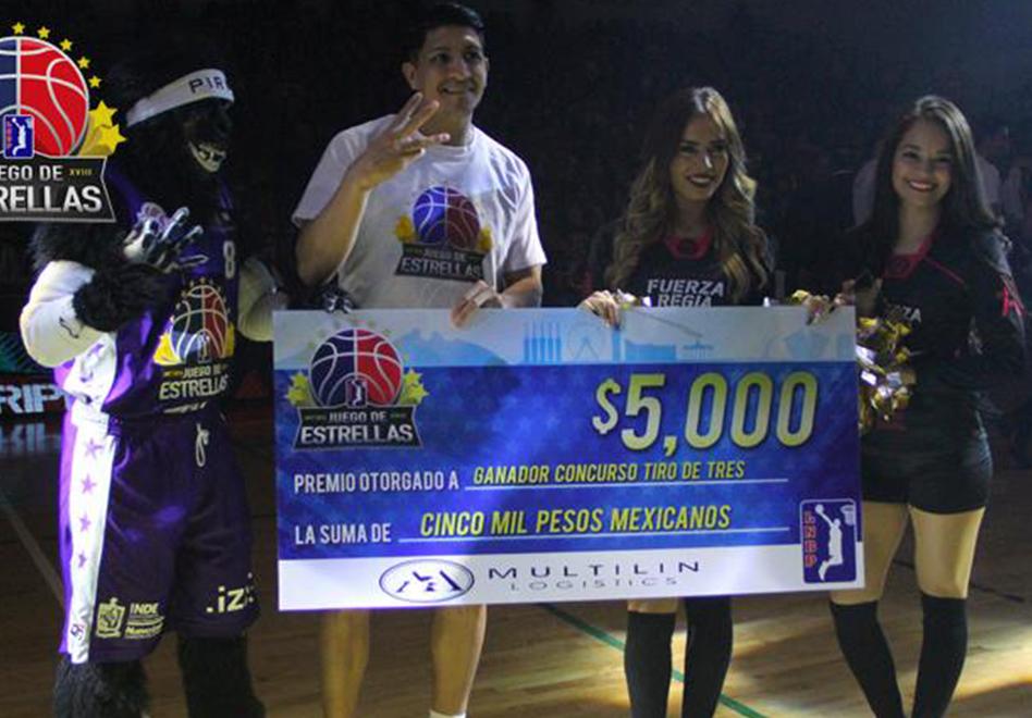 thumbnail de la LNBP. Monterrey vivió la fiesta de la LNBP