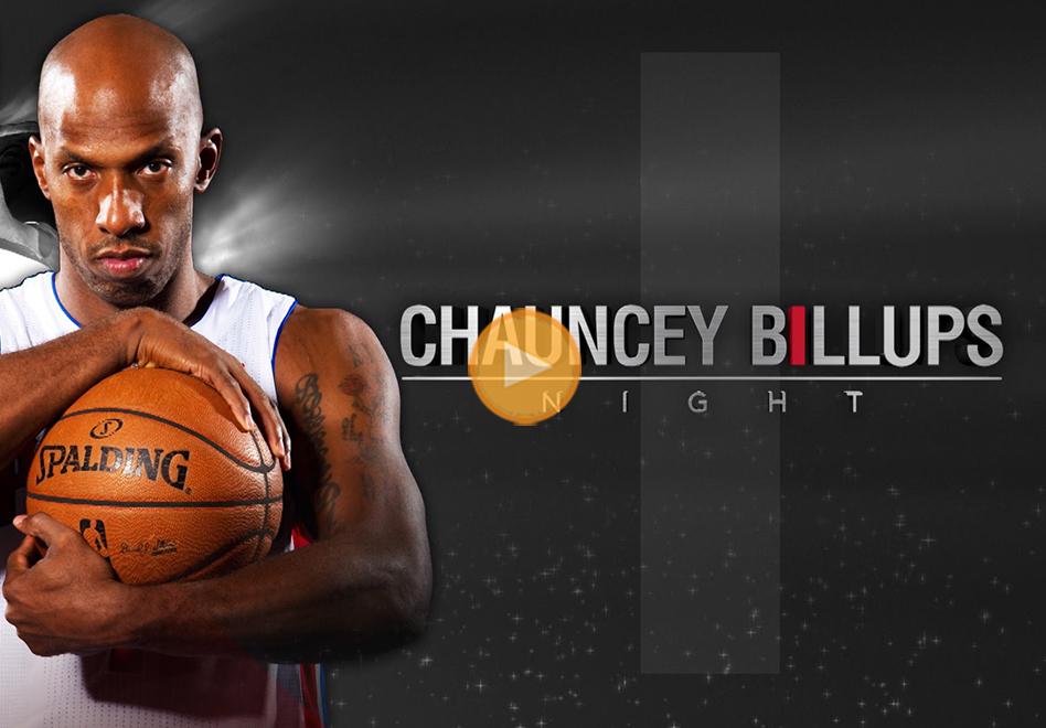 Chauncey Billups alcanzó la inmortalidad con los Pistons