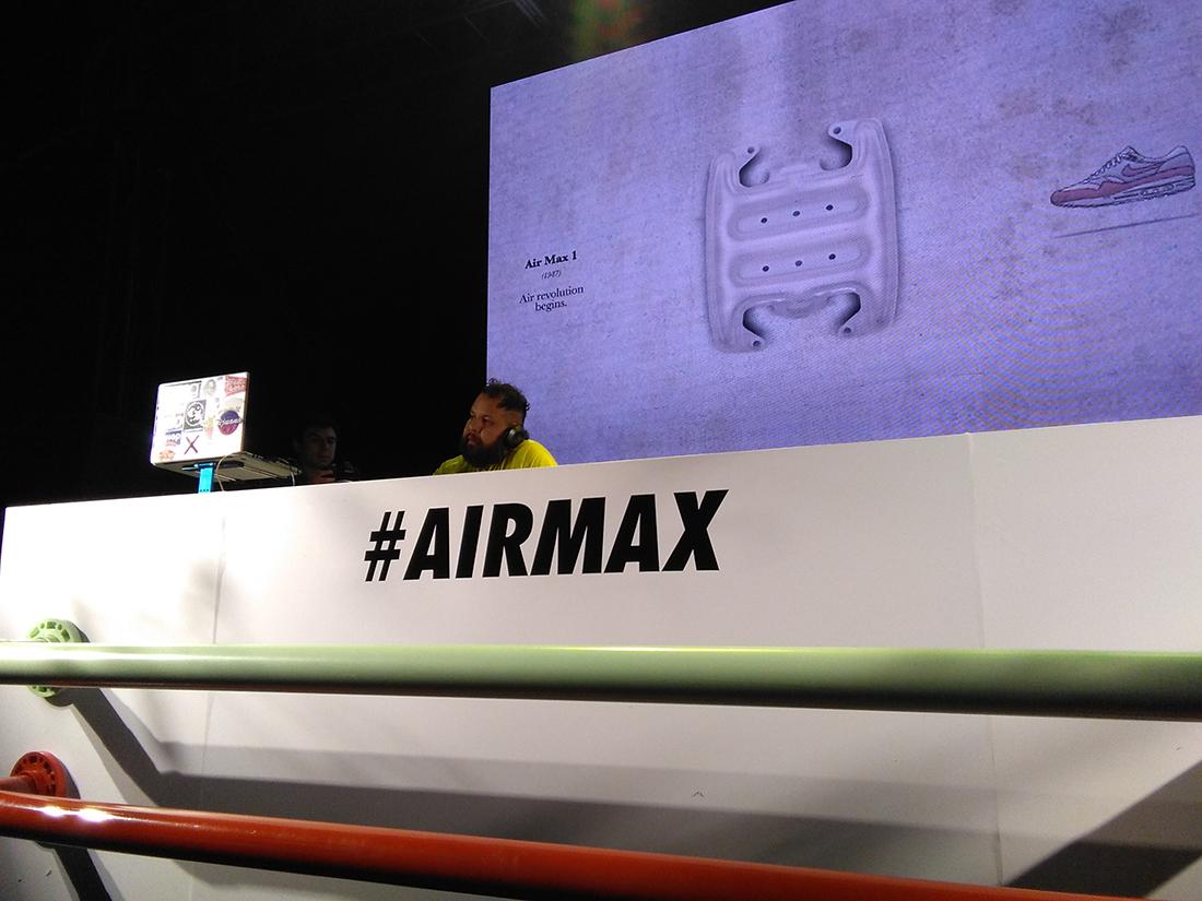 Celebra el aire: Air Max Day por Viva Basquet