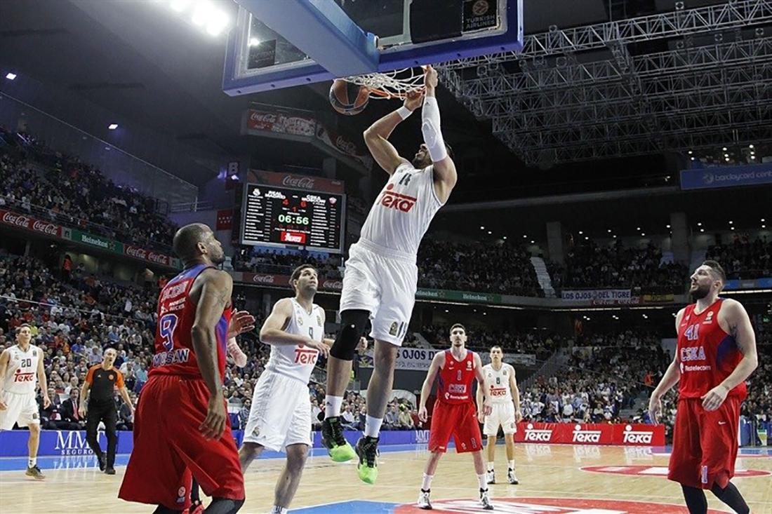 Un gran Gustavo Ayón no bastó ante el CSKA