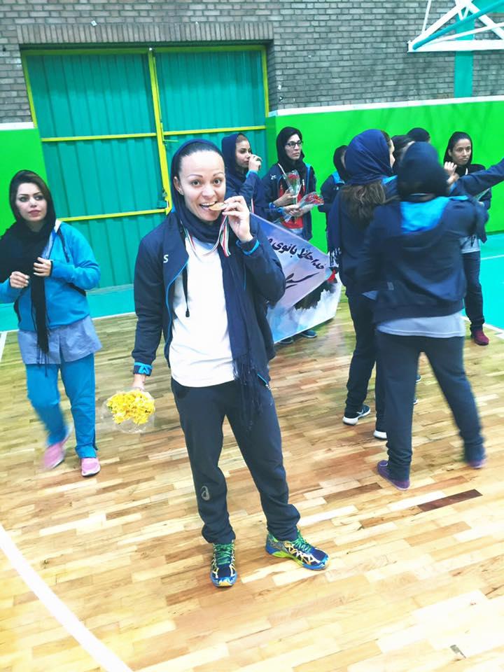 Brisa Silva, La aventura de una mexicana en Irán