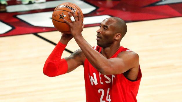 100 mil dólares por el jersey de Kobe Bryant
