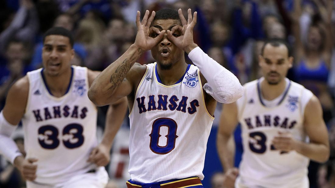 Kansas son los favoritos para ganar la NCAA