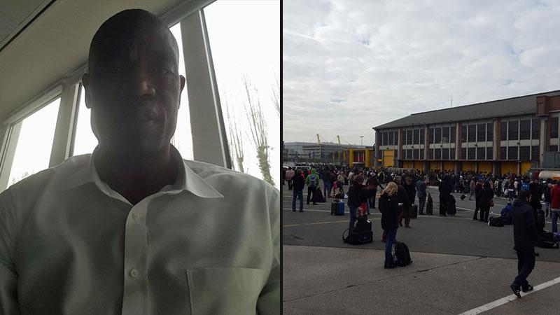 Mutombo salió ileso de los atentados en Bruselas por Viva Basquet