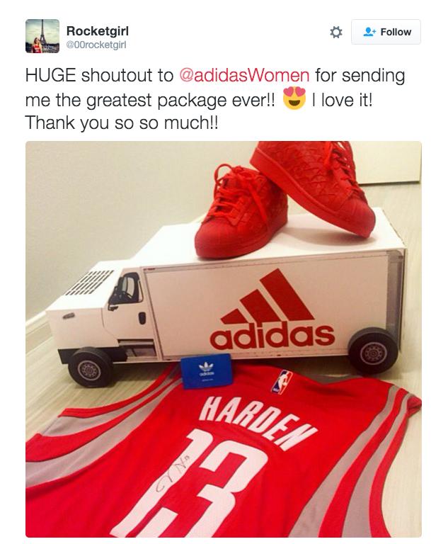Adidas regala Harden autografiados por Viva Basquet
