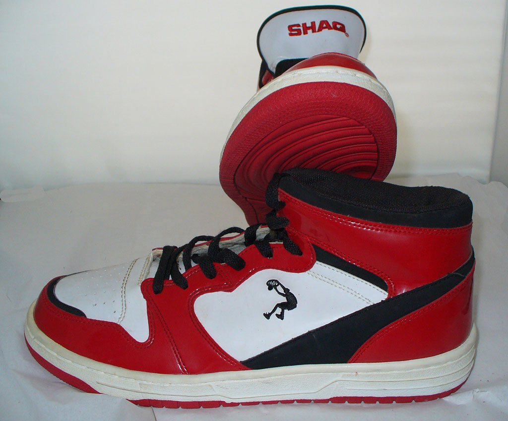 "Air Shaq 1 ""Bulls Patent"""