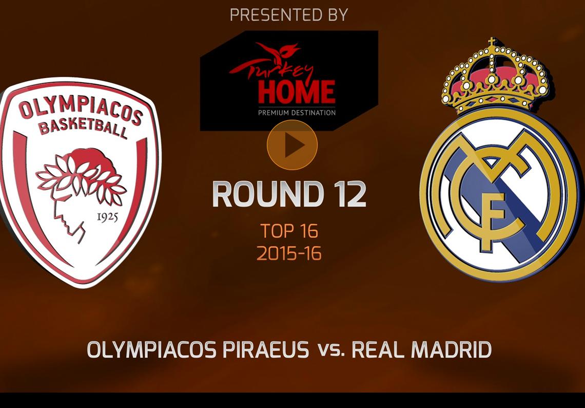 El Real Madrid contra la cuerdas en la Euroliga por Viva Basquet