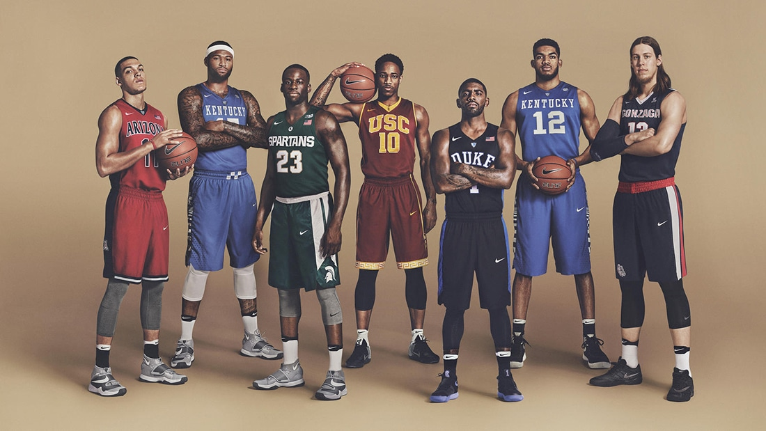 Nike los regresa al March Madness, foto grupal