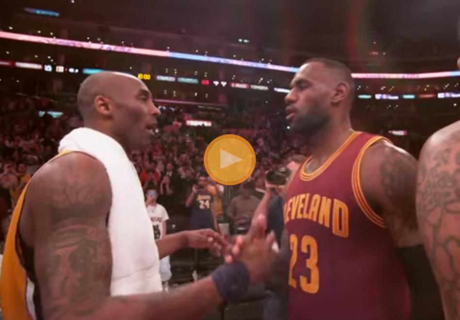 El último duelo Kobe vs LeBron por Viva Basquet
