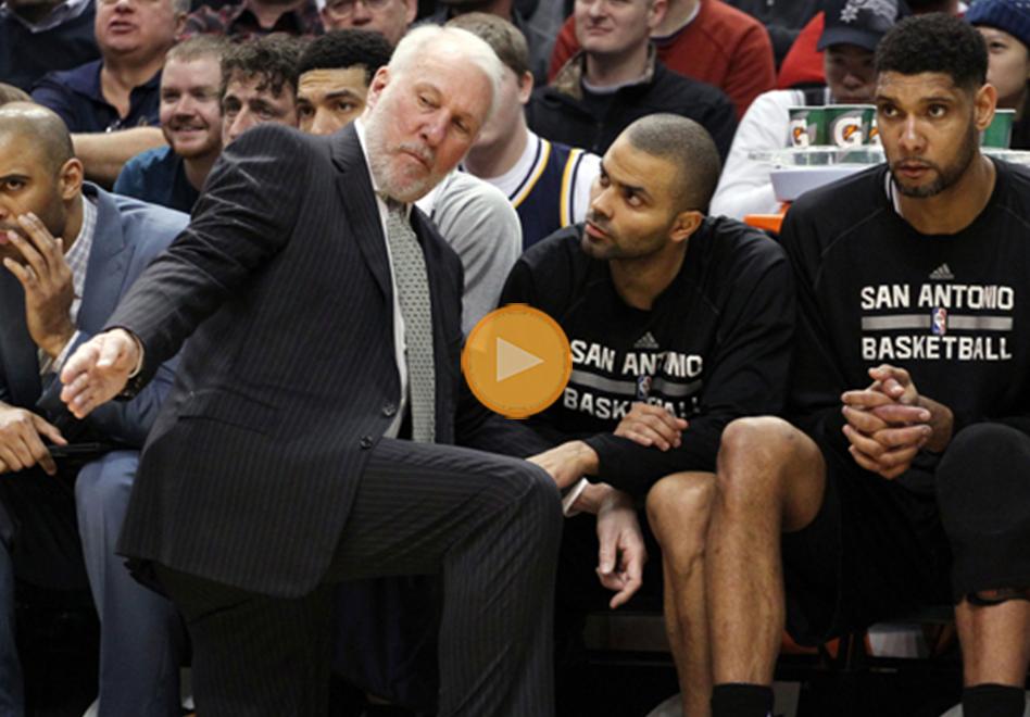 thumbnail. Los Spurs ya están en playoffs