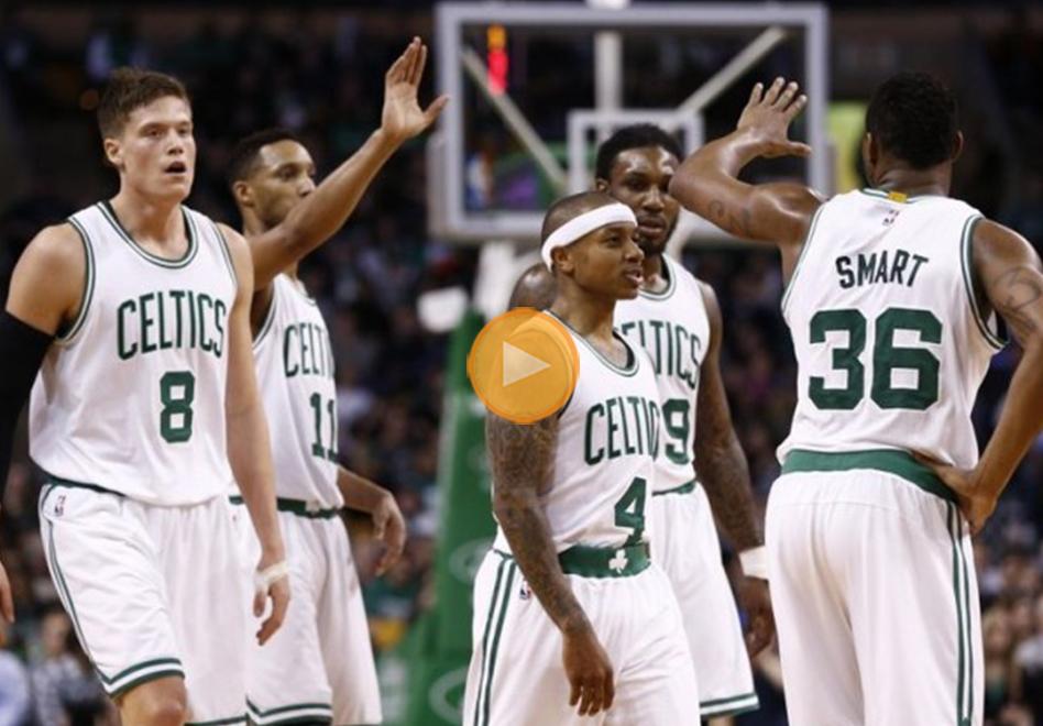 thumbnail. Los Celtics levantan la mano en el Este