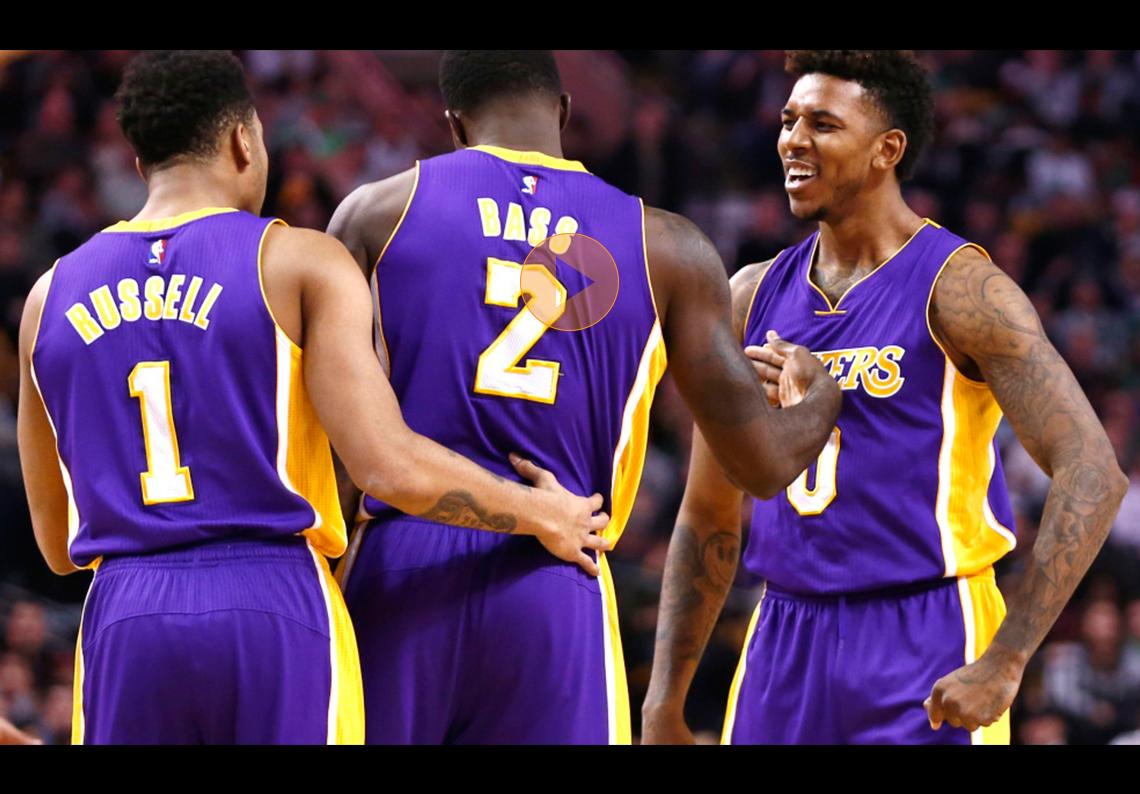 thumbnail. Los escándalos extra cancha de los Lakers