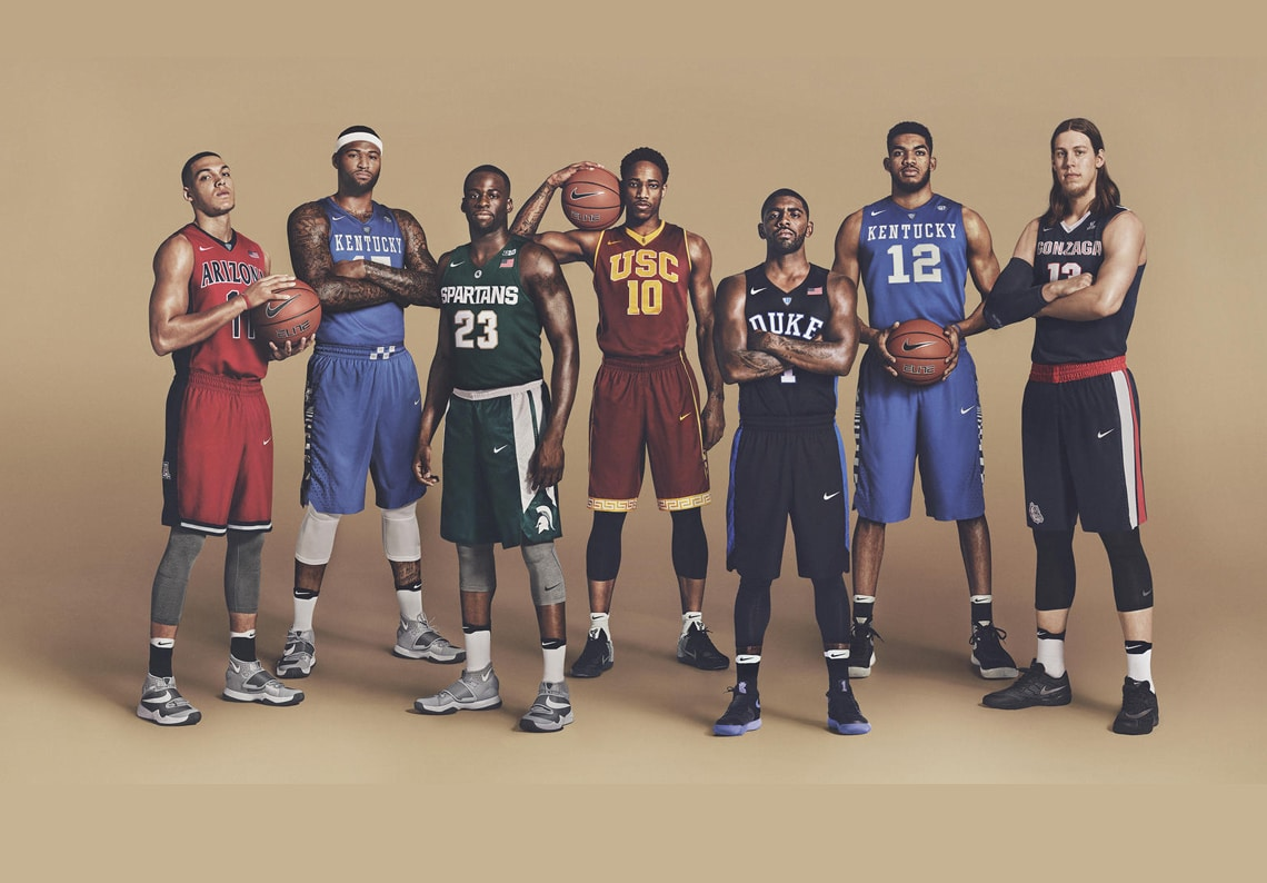 thumbnail. Nike los regresa al March Madness