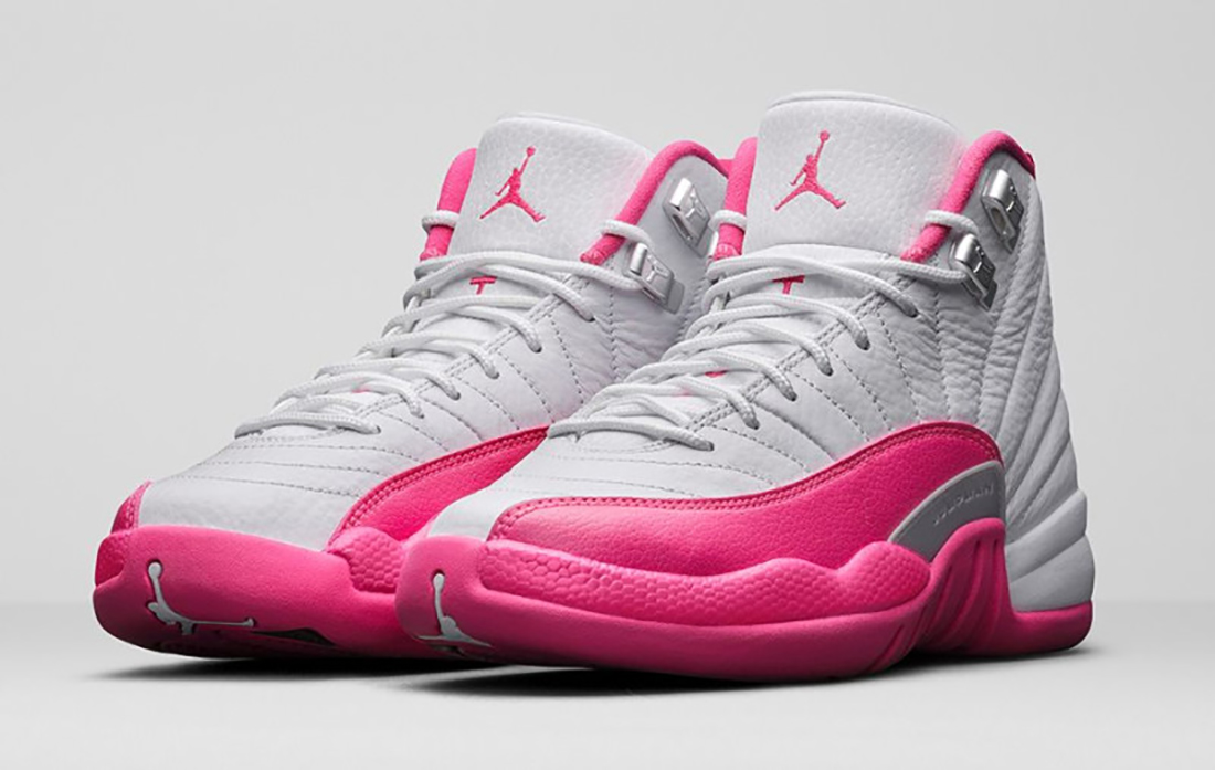 "Air Jordan XII ""Valentines Day"""