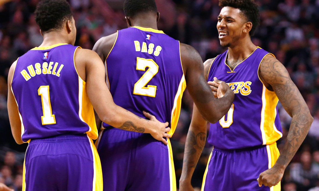 Los escándalos extra cancha de los Lakers.