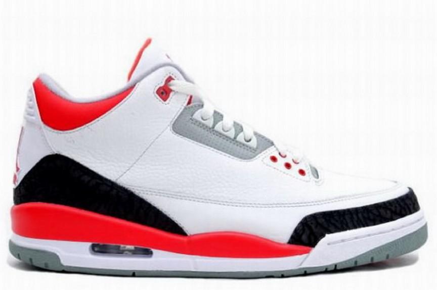 1. 1987 Air Jordan III – Michael Jordan.