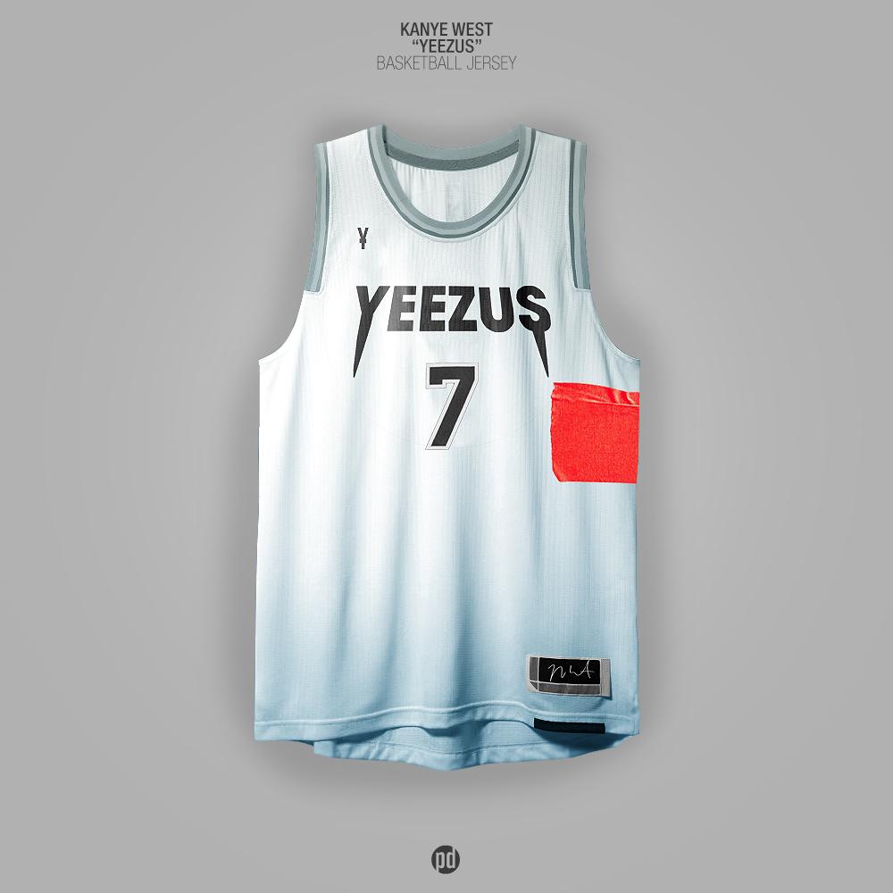 Los jerseys de basquetbol inspirados en álbums de hip hop foto 1