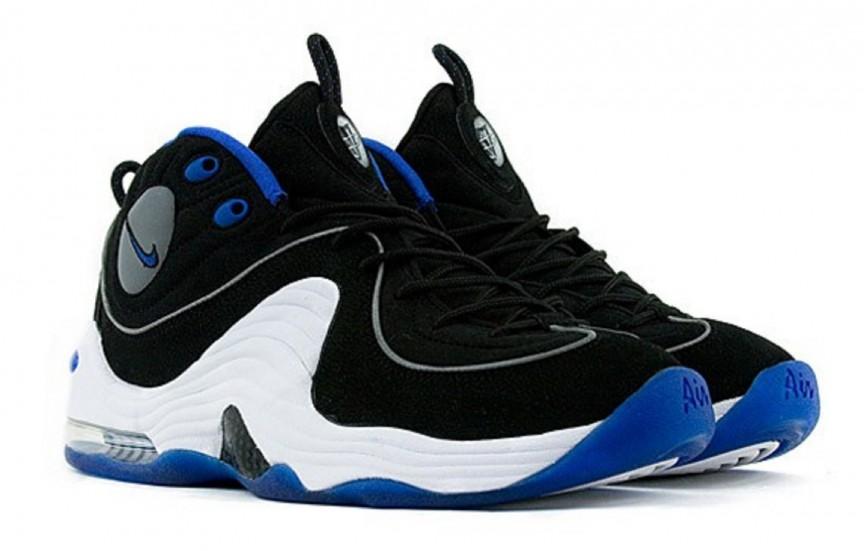 1996 Nike Air Penny II – Anfernee Hardaway.