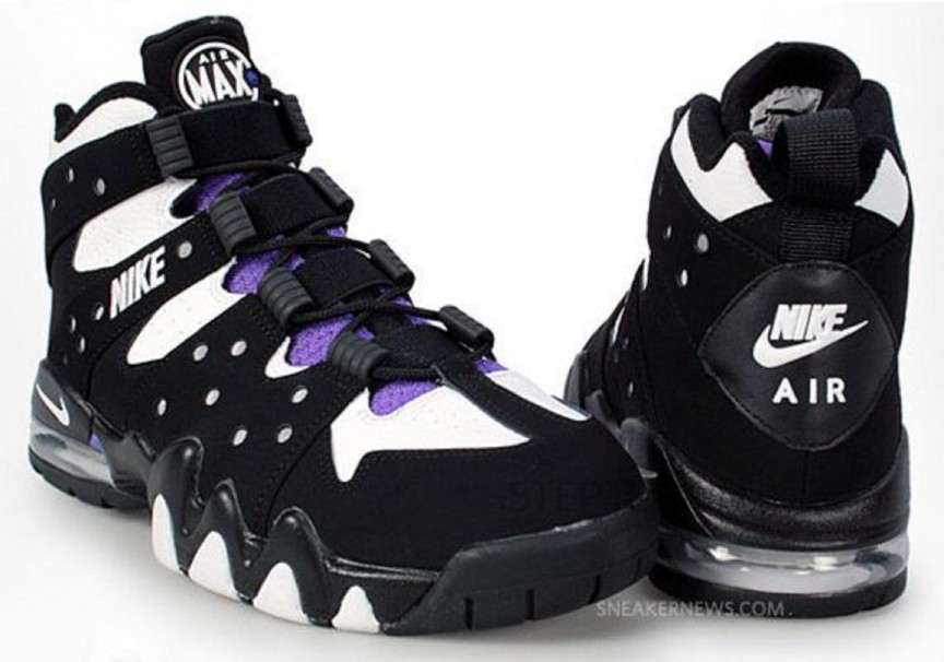 1994 Nike Air Max 2 CB 94 – Charles Barkley.