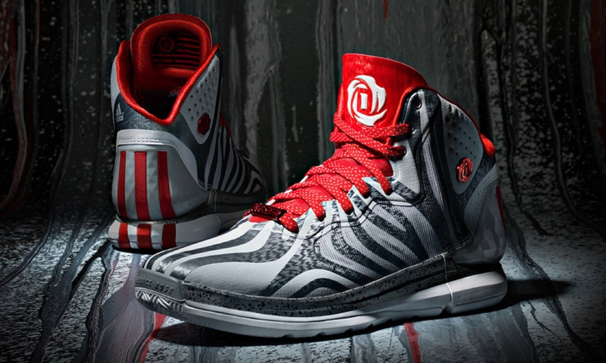 2014 Adidas D Rose 4.5 – Derrick Rose.