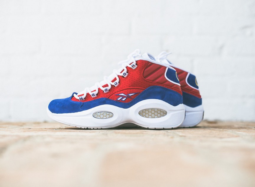1996 Reebok Question – Allen Iverson.