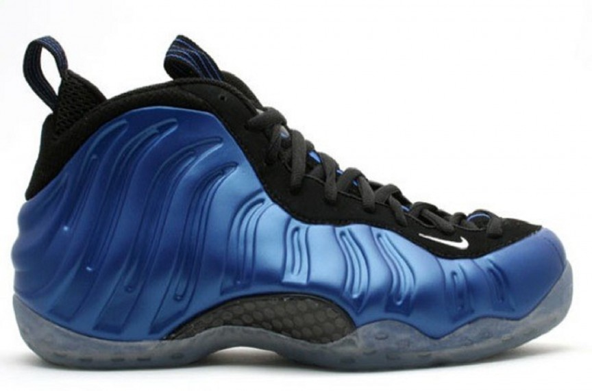 1998 Nike Air Foamposite One – Penny Hardaway.