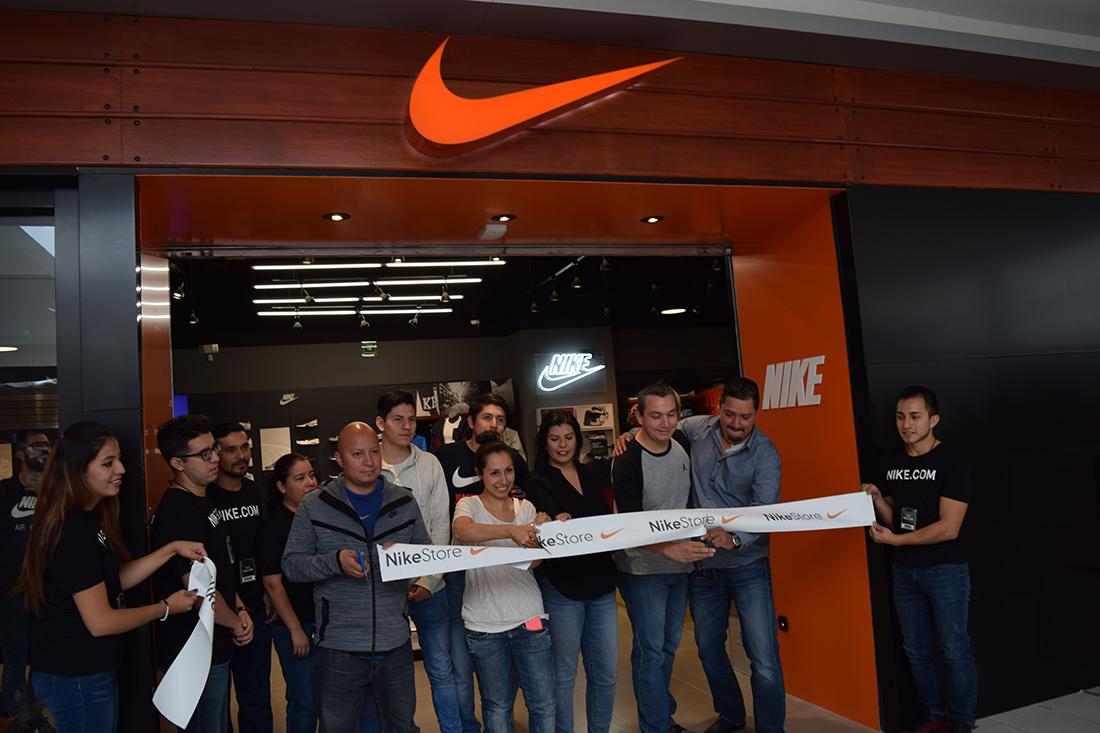 La inauguración de Nike Basquetbol y Sportswear