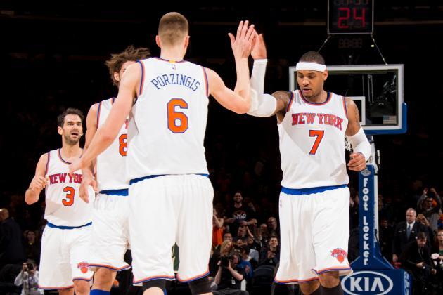 El torneo de FIFA de los Knicks por Viva Basquet