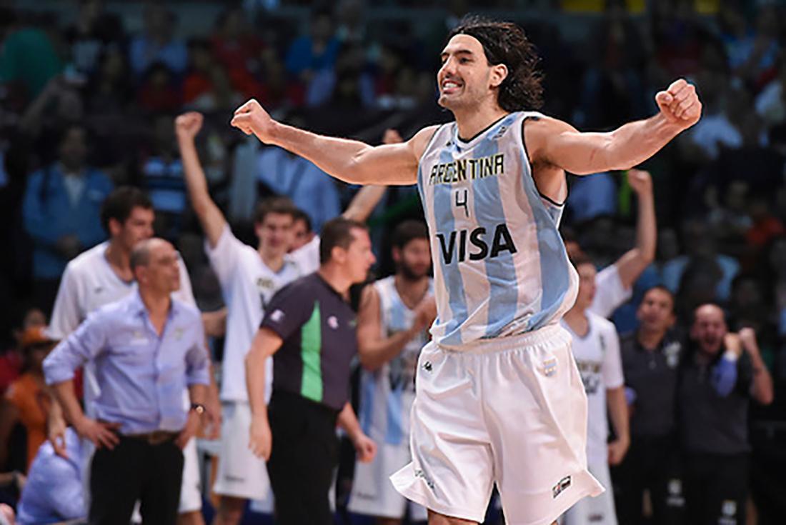 Luis Scola orgulloso abanderado de Argentina en Rio 2016