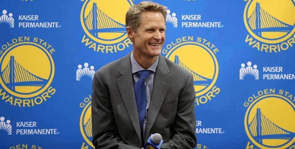 Steve Kerr es el Coach del Año en la NBA por Viva Basquet