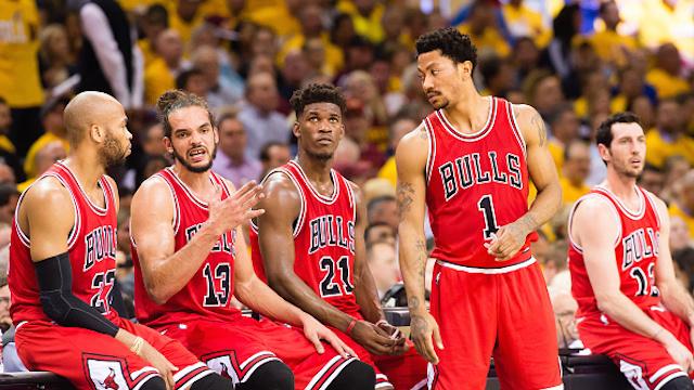 Chicago Bulls Las decepciones de la temporada en la NBA
