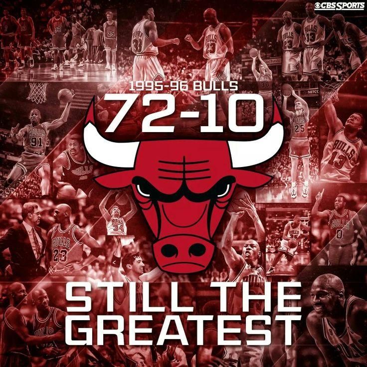 los bulls de 1995-1996 y su increible marca de 72 partidos ganados y 10 perdidos