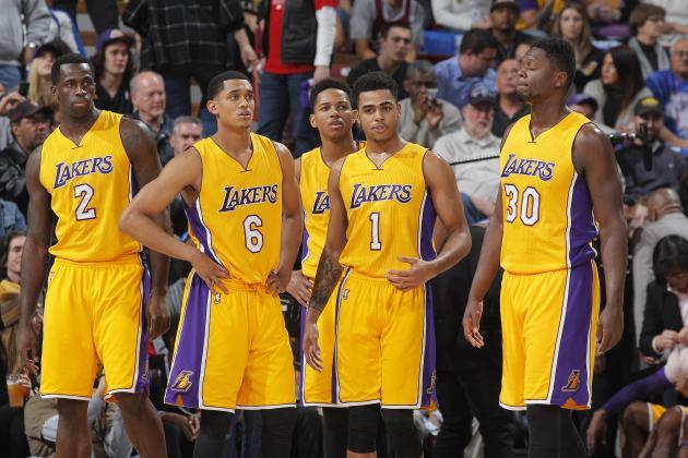 lakers Las decepciones de la temporada en la NBA
