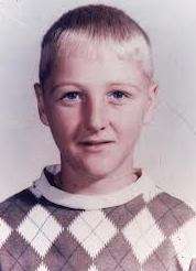 larry bird de niño en viva basquet