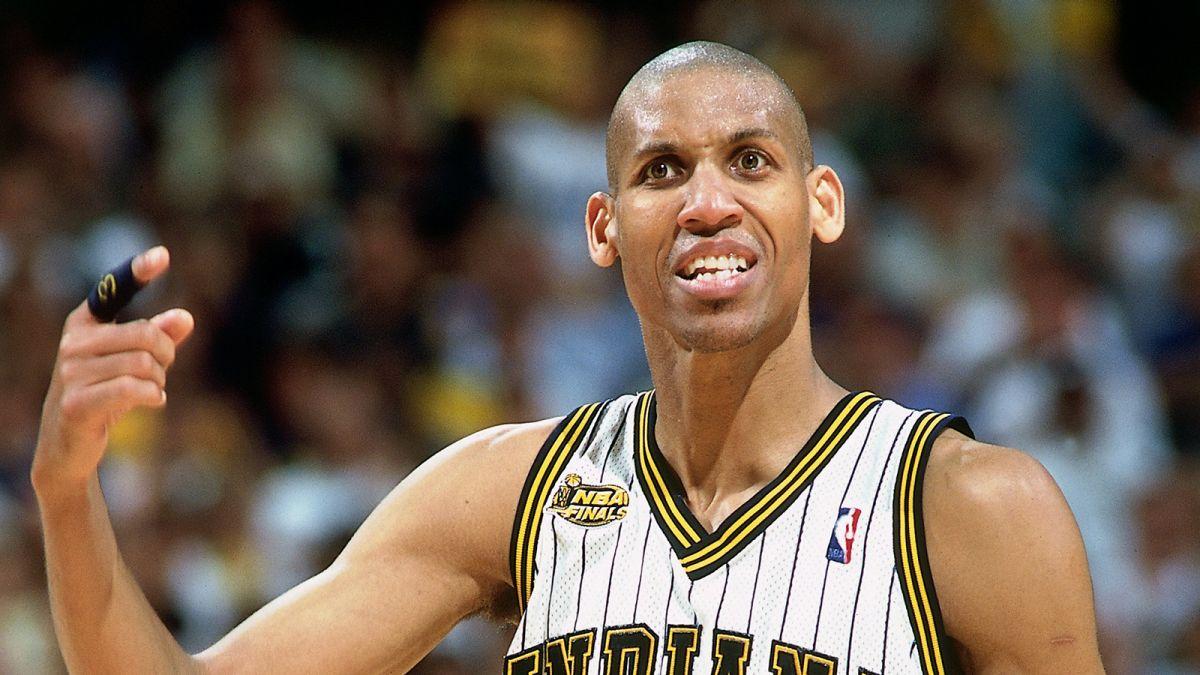 Los jugadores que fueron la pesadilla de Michael Jordan foto de reggie miller