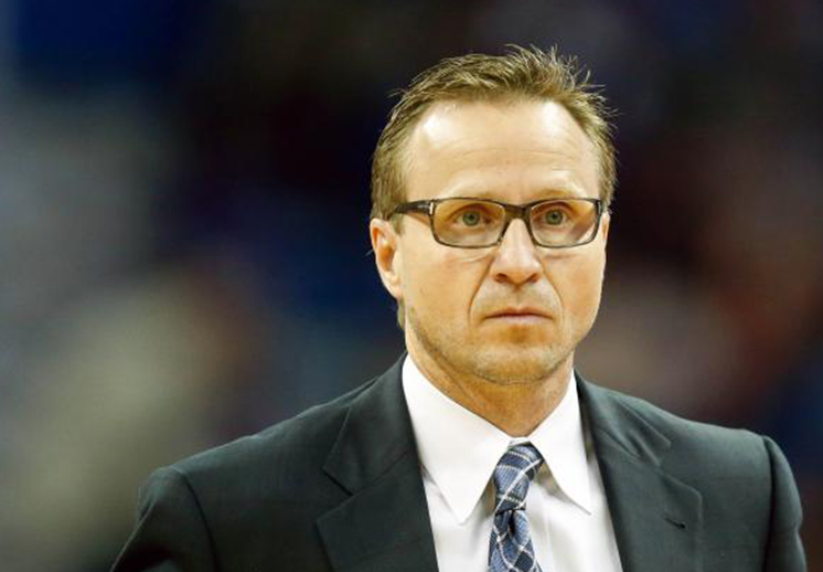 Scott Brooks es nuevo coach de Washington por Viva Basquet