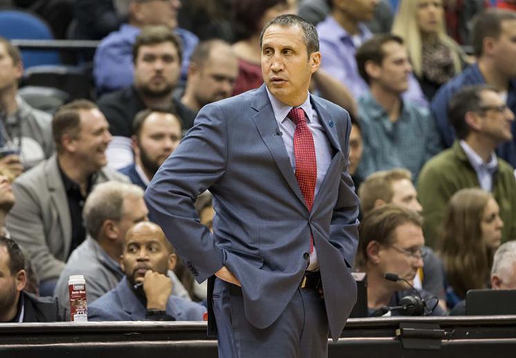 thumbnail. David Blatt una opción para Knicks