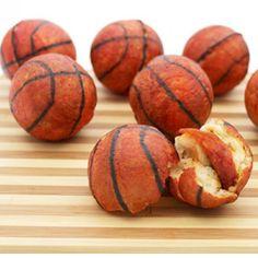 snack de basquetbol