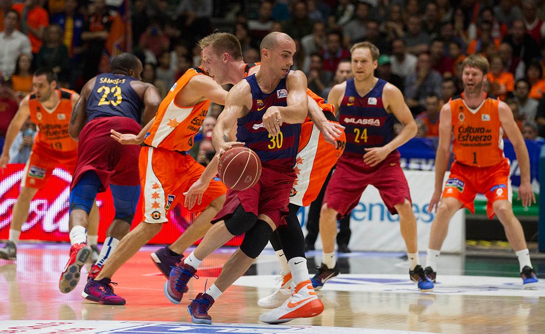 fotos del barcelona baloncesto