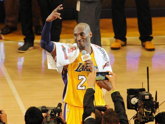 KOBE Bryant sigue siendo un gran negocio para la NBA