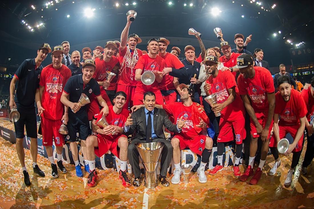 EL CSKA ES EL NUEVO REY DE EUROPA