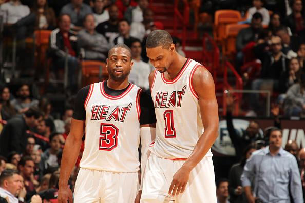 El incierto futuro en el Miami Heat. Que sera de Dwyane Wade y de Chris Bosh