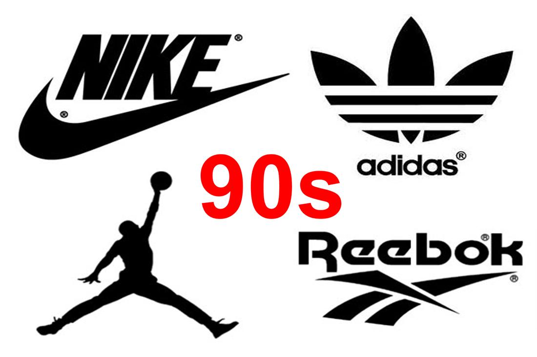 TOP Sneakesrs de los 90s