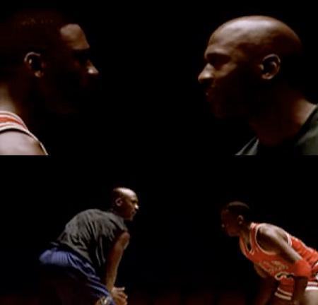 GATORADE: 23 vs. 39 (Michael Jordan)