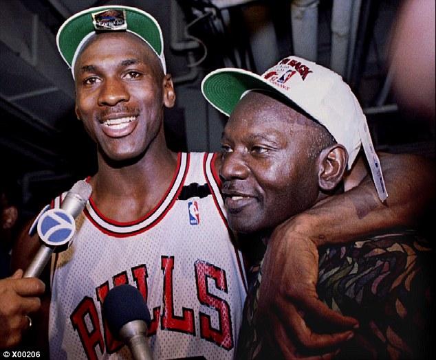 Cuando Michael Jordan perdió a su mayor inspiración: Su padre James R. Jordan.