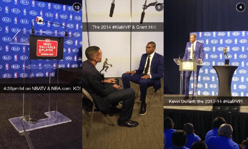 Las cuentas de Snapchat basquetboleras que debes seguir. foto 2